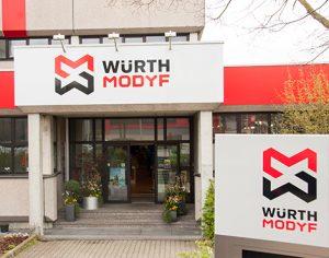 WÜRTH MODYF Gaisbach