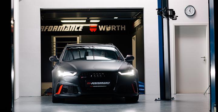 Tuner Jimmy Pelka & PP Performance, Audi RS6