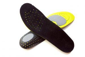 Orthpädische Einlegesohlen für DGUV zertifizierte Schuhe