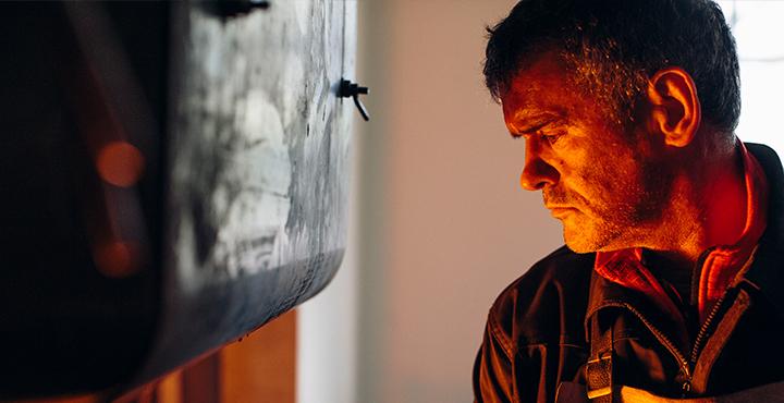 Masterpiece Interview mit Robert Condin