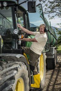 Sicherheits Gummistiefel für Landwirte