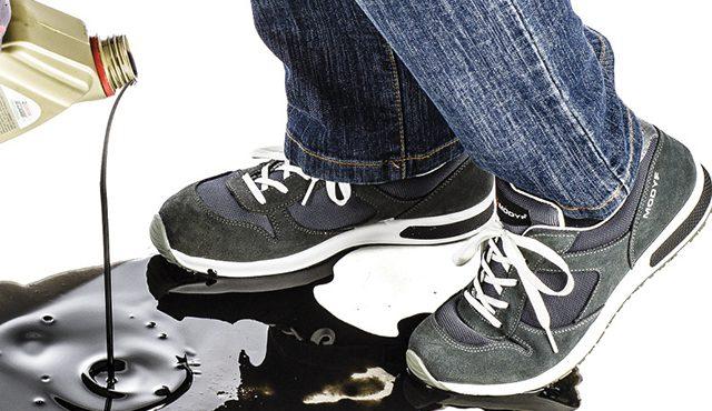 Sicherheitsschuhe & ihr Sohlen Material