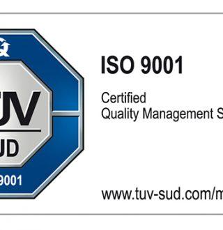 Erfolgreiche ISo 9001:2015 Zertifizierung