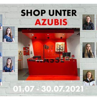 Würth MODYF Store: unter Azubis